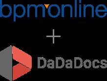 DaDaDocs bpm'online integration