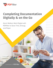Completing Documentation Digitally & on the Go