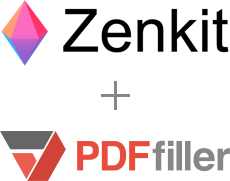 PDFfiller Zapier integration
