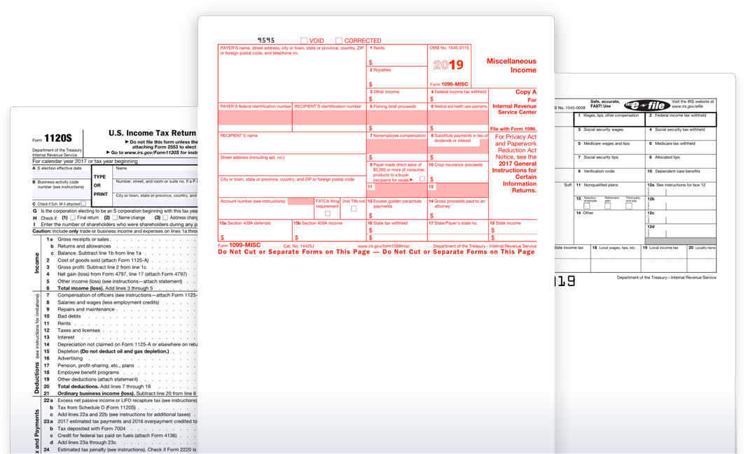 find out when irs tax days comes in this year and what forms fit your purposes