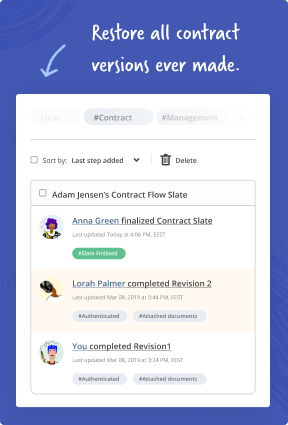 Automate every step of the negotiation process using no-code airSlate Bots