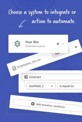 Create a custom Bot in a week